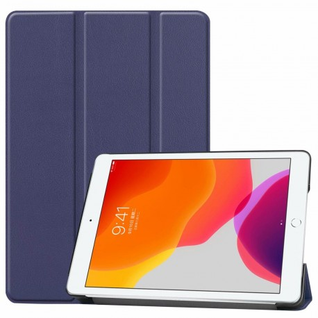 iPad 10.2/10.5 Zoll Smart Cover Case iPad-Hülle dunkelblau