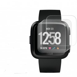 Fitbit Versa Display-Schutzglas 5er-Pack
